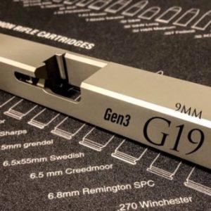 Aftermarket Glock Slide