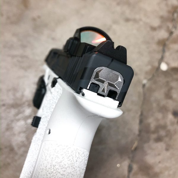 glock backplate on P80 frame