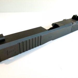 Glock Front Serrations and RMR optic Cutout