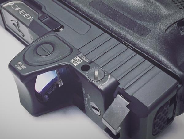 RMR Optic Cutout